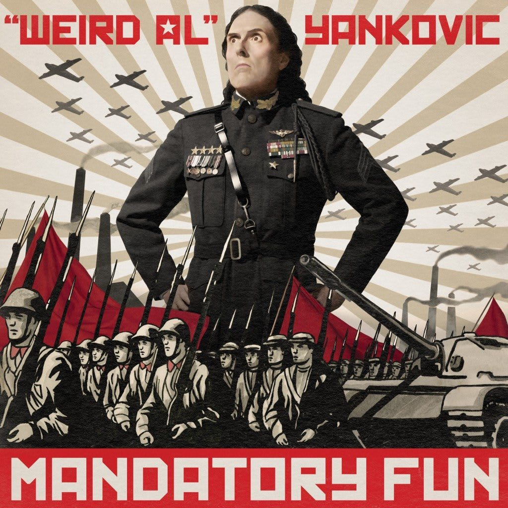 Weird Al Yankovic's Mandatory Fun