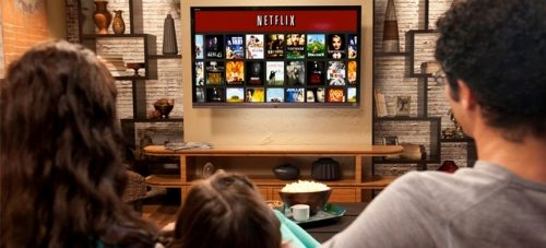 Netflix Tests out Privacy Mode