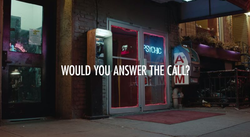 Heineken Social Experiment - Would you answer the call?