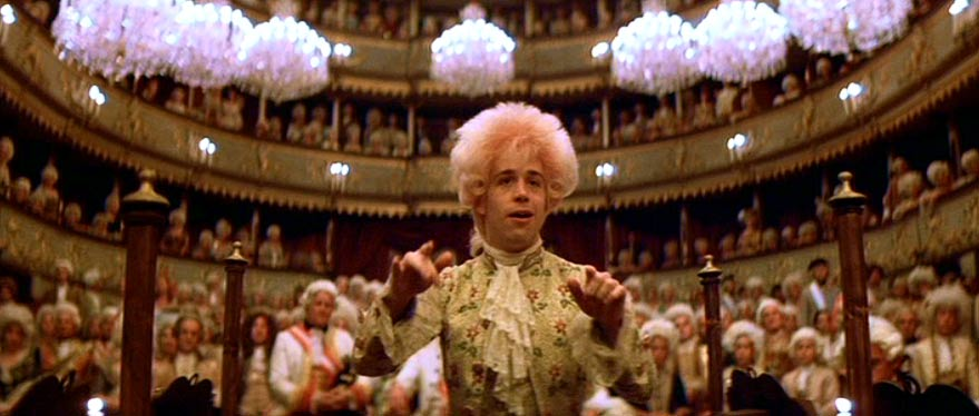 Amadeus makes music magic