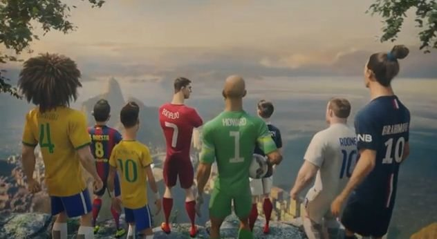 Nike: The Last Game Animated Video