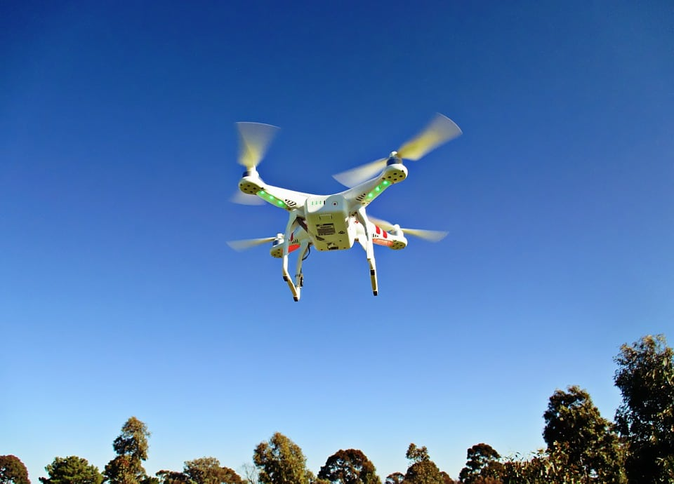Are Drones a Nuisance?